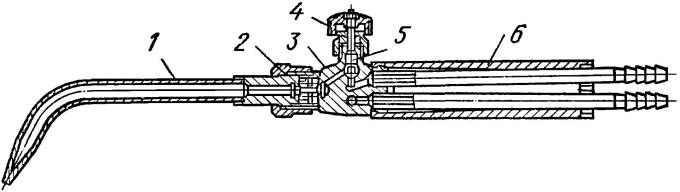 безынжекторная горелка ГС-1